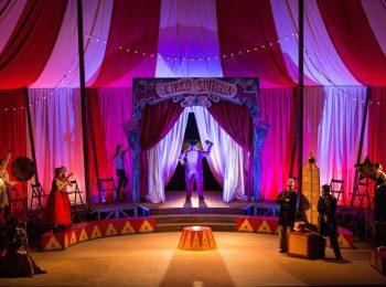 Carmen. La stella del Circo Siviglia