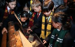 GG harry potter the exhibition