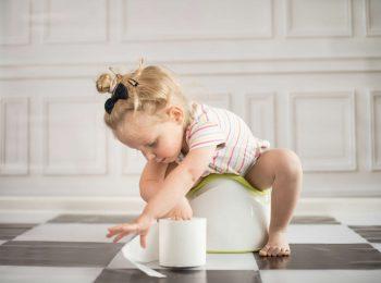Il passaggio dal pannolino al vasino