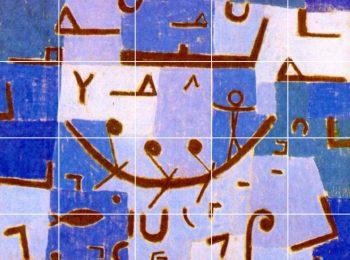 La leggenda del Nilo di Klee