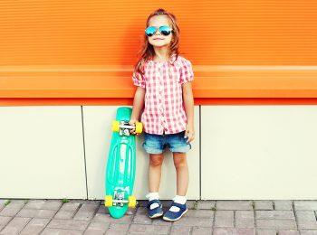 Mamma, facciamo skate insieme