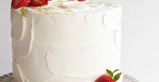 GG trionfo di fragole torta