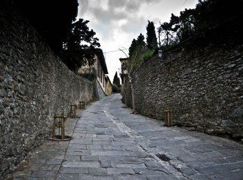 Via Vecchia fiesolana: storia e arte