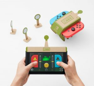 Nintendo Labo Bug