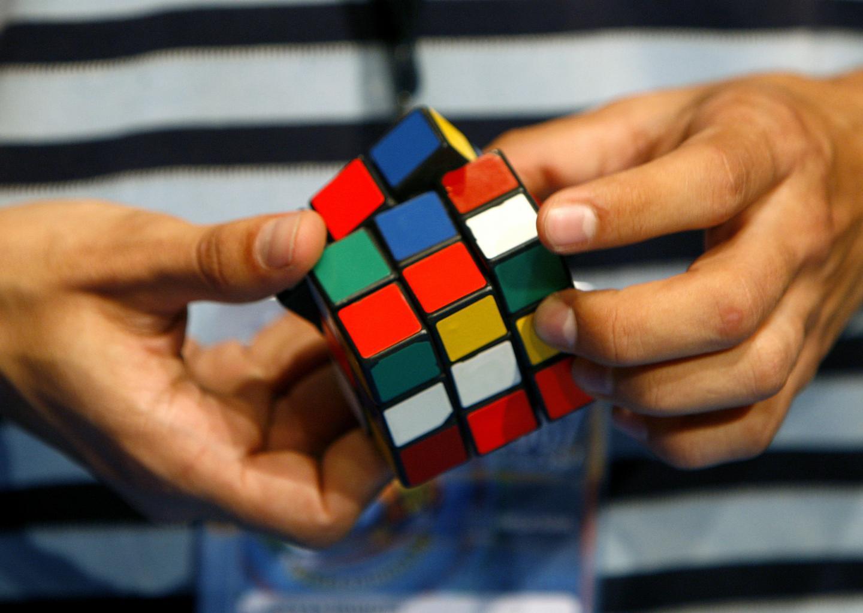 Il cubo di Rubik, un gioco bellissimo anche per i bambini