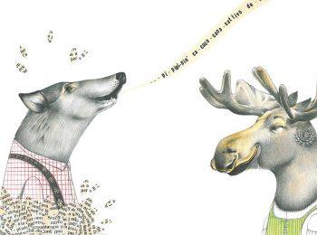 Il canto del lupo
