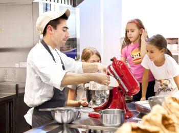 Un'estate da piccoli chef: il campo estivo di Eataly Lingotto