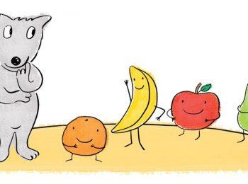 Il Lupo mangiafrutta arriva al Borgo Medievale