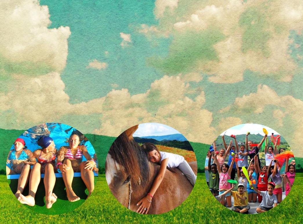 Campi estivi kids a Torrazza Coste, con Campacavallo nell'Oltrepò Pavese