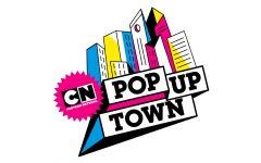 GG cartoon network pop up town 2018