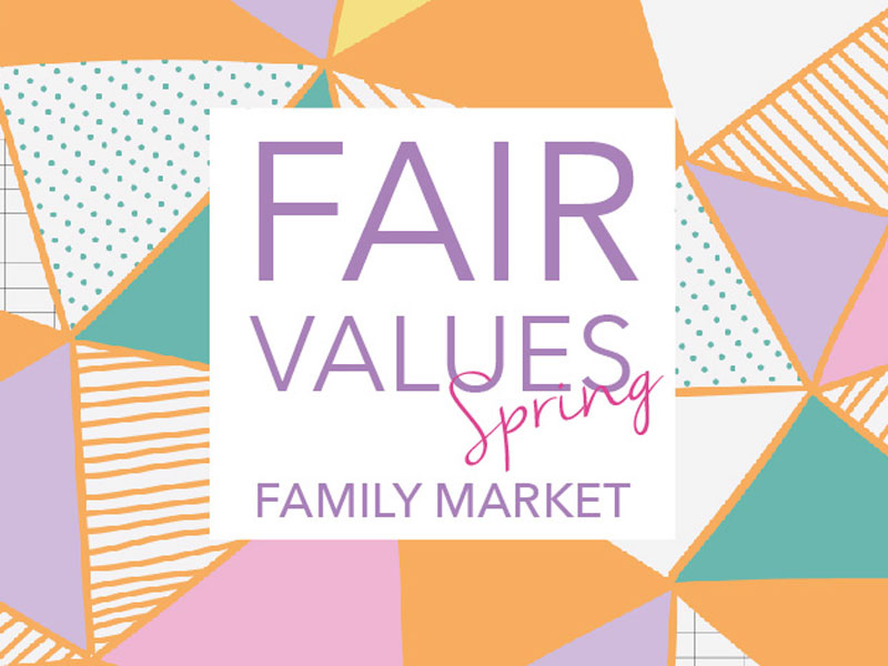 Fair Values, lo Spring Family Market a Milano