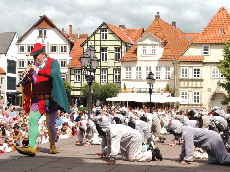 In Germania con i bambini