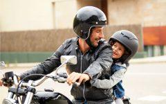 GG quando il papa motociclista