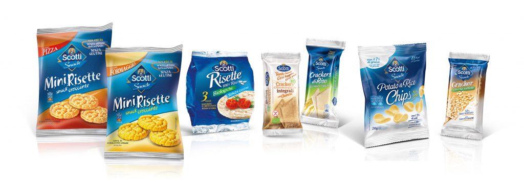 GG snack di riso scotti nuova moda a tavola5