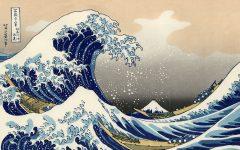 GG un mare di colori hokusai