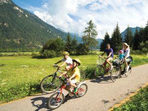 GG una vacanza family sulle piste ciclabili italia2