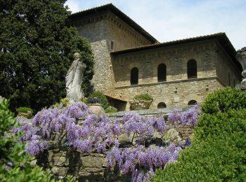 Visita ai giardini di Villa Peyron