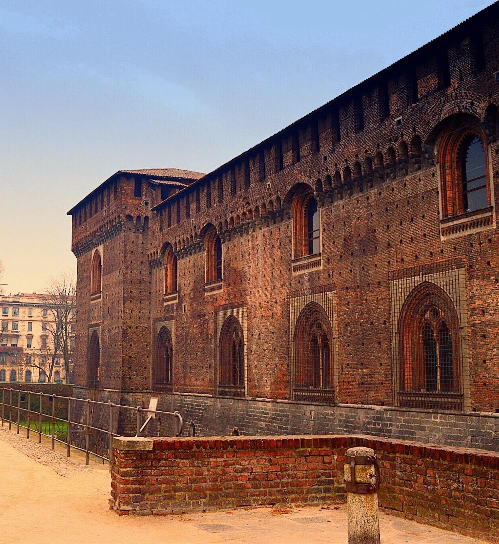 GG il castello di milano