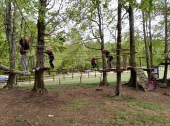 Orme nel Parco a Zagarise (CZ): il parco avventura anche per gli amanti del relax