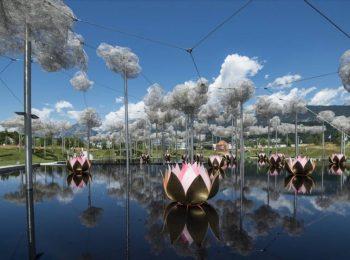 Parco giochi da sogno? Bosco delle sfere e Giardino Incantato in Austria