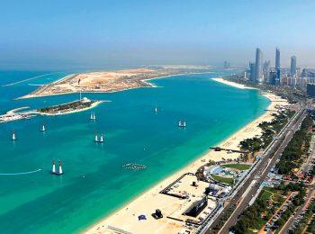 Fuga ad Abu Dhabi con tutta la famiglia