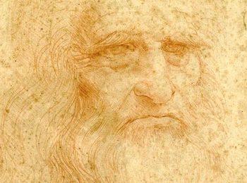 Quel genio di Leonardo: il volto di Leonardo