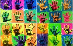 GG la pop art e i suoi colori