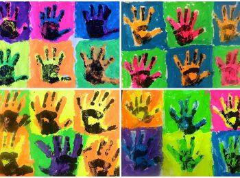 La pop art e i suoi colori