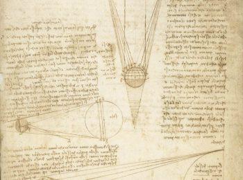 Quel genio di Leonardo: la scrittura di Leonardo