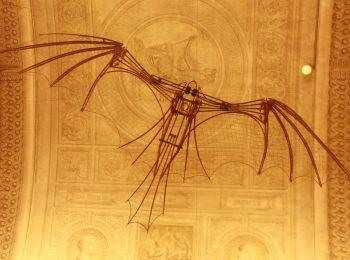 Quel genio di Leonardo: Leonardo inventore
