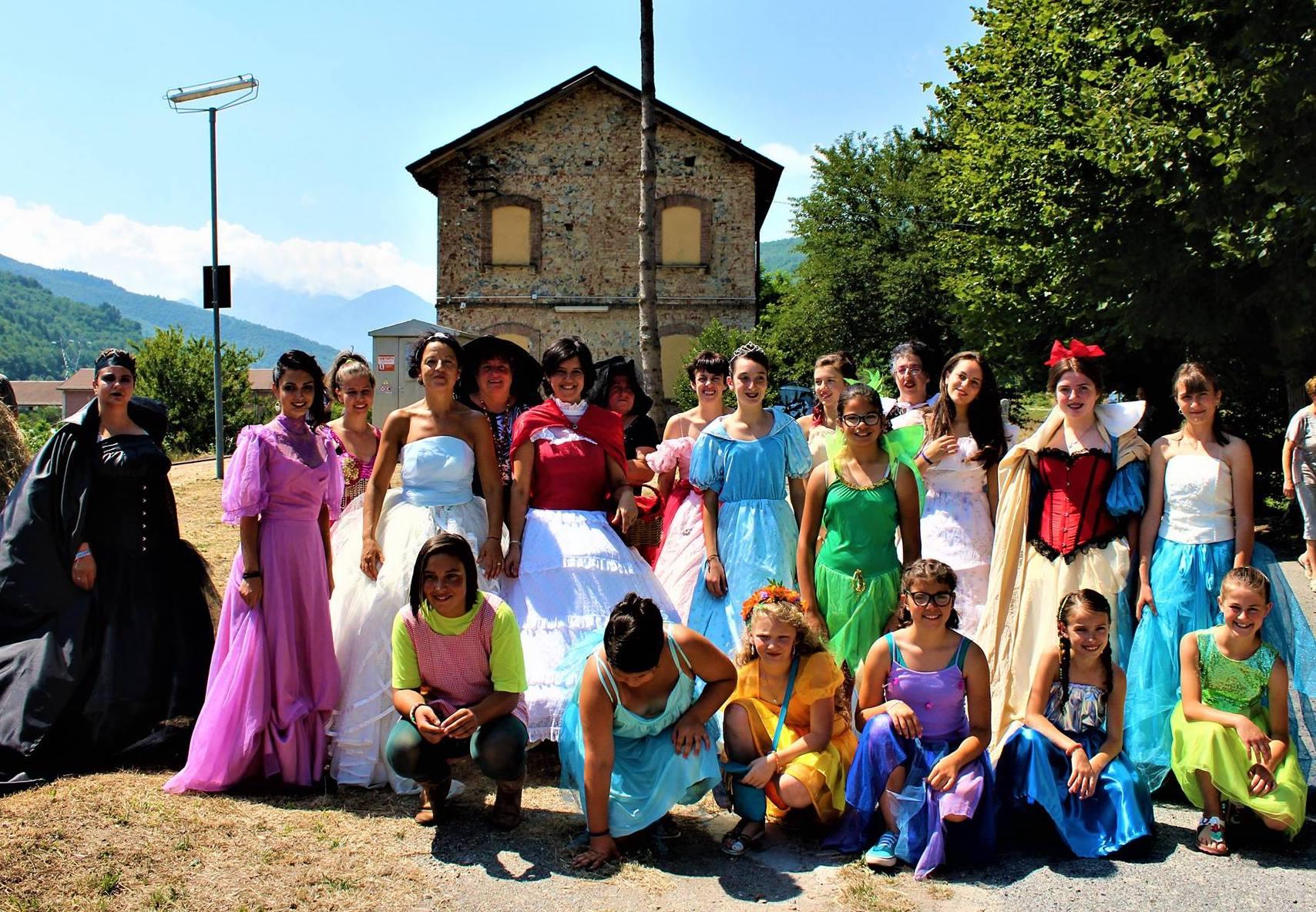 A scuola con Peter Pan, Pievetta in Fabula