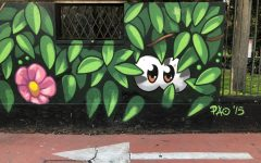 GG street art for kids