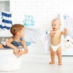 Faccende domestiche: cosa possono fare i bambini e perché