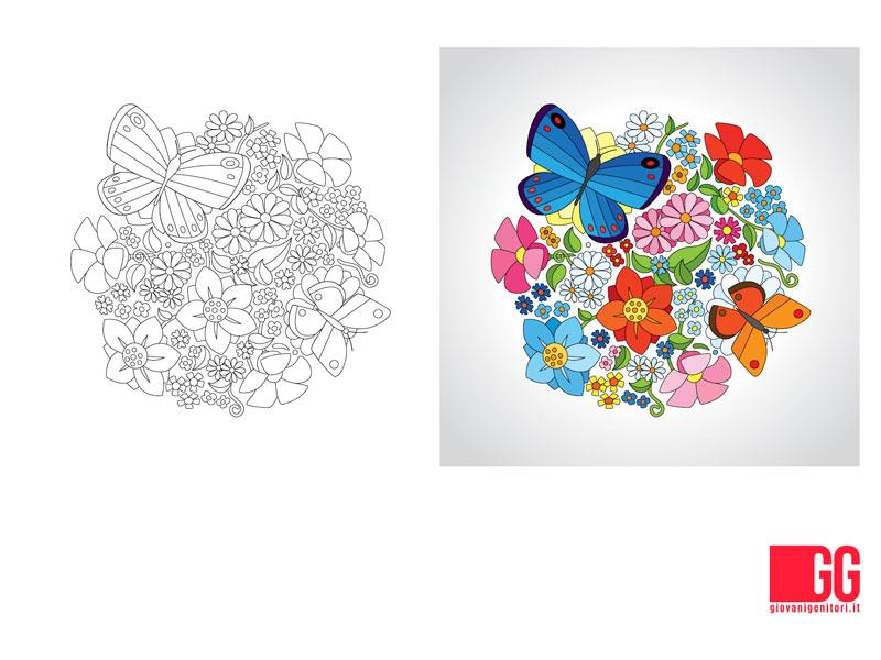 giochi da viaggio - immagini da stampare e colorare
