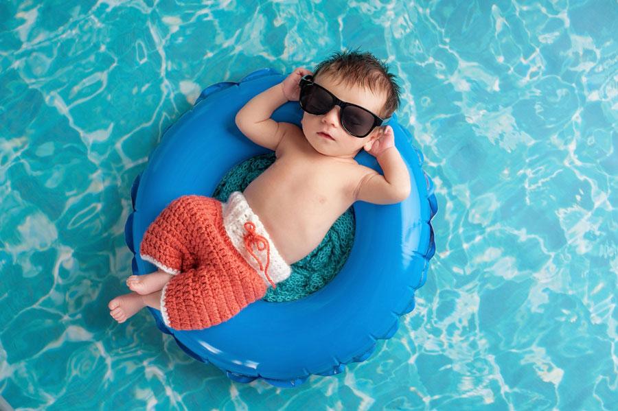 Tutti al mare: 10 consigli per avvicinare i bambini all'acqua