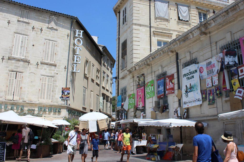 Festival d'Avignon - Avignone