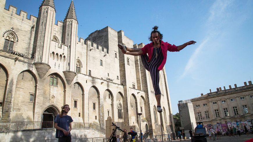 Festival d'Avignon Francia Viaggio bambini