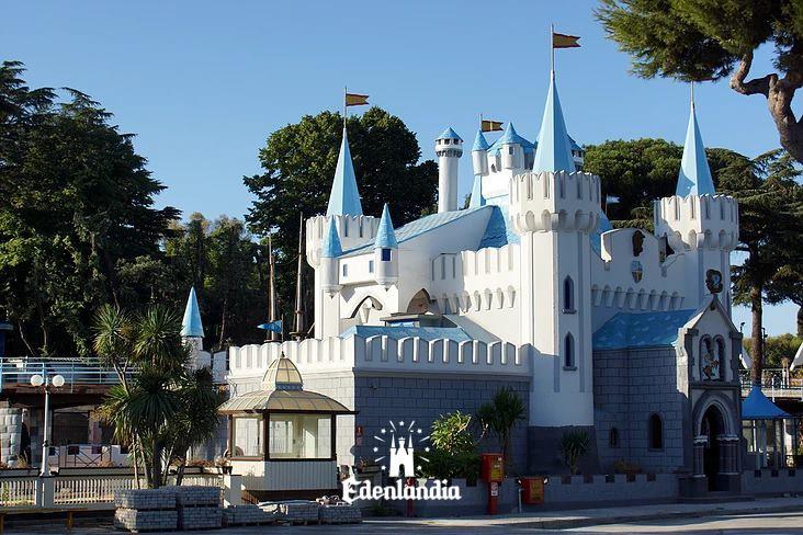 Edenlandia, il parco divertimenti di Napoli
