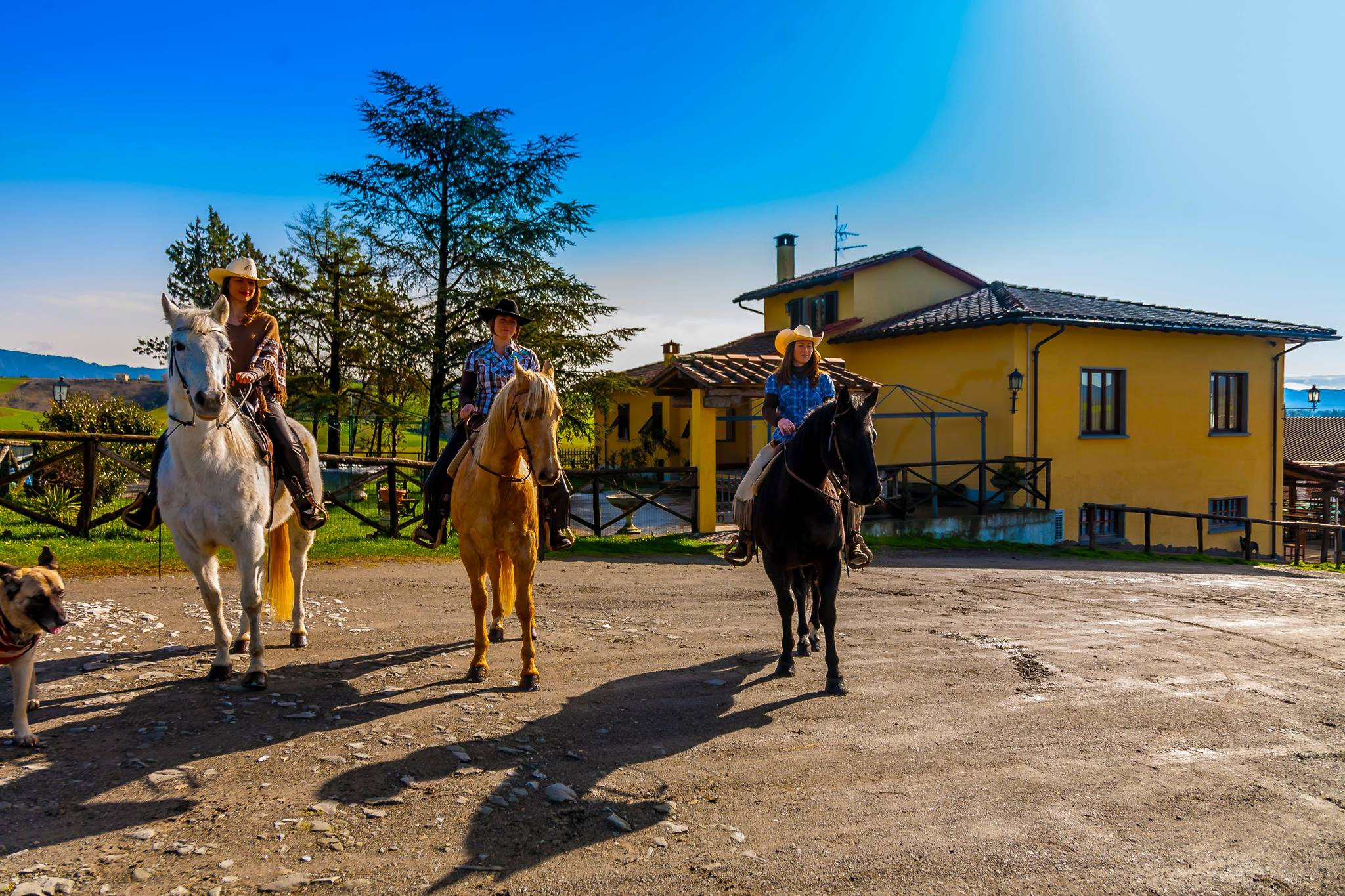 Toscana Ranch - Scarperia (FI)