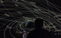GG 21 set un cielo di stelle al parco astronomico
