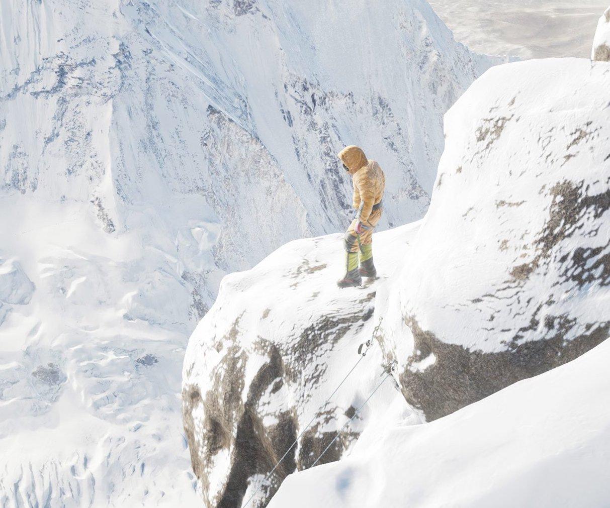Everest.VR tra Scienza e Tecnologia, PlayStation e alta montagna