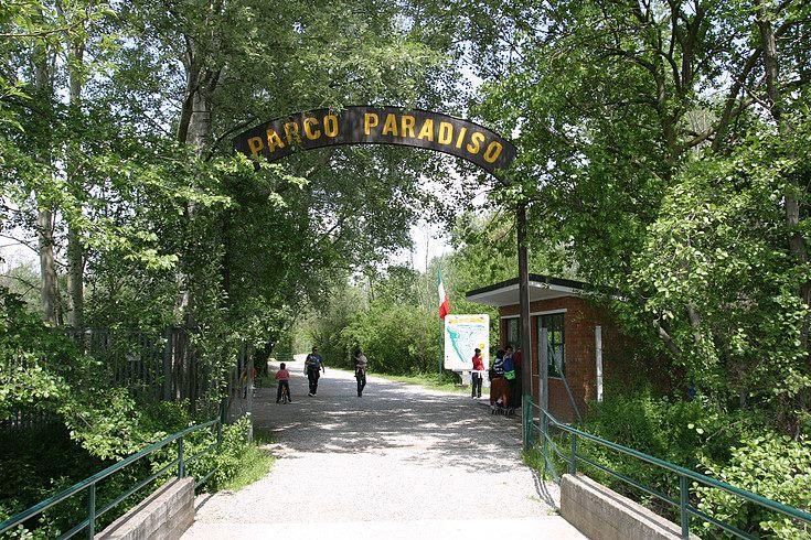Parco Ittico Paradiso - Zelo Buon Persico (LO)