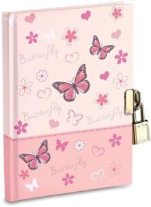 diario segreto con lucchetto