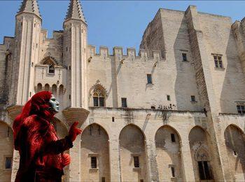 Festival d'Avignon: un teatro a cielo aperto