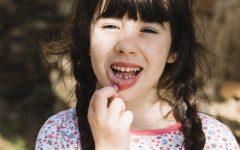 Quando cadono i denti da latte