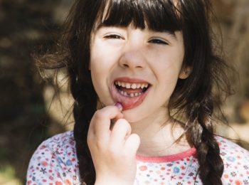 Quando cadono i denti da latte?