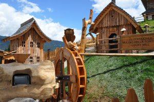 Villaggio degli gnomi_Mulino