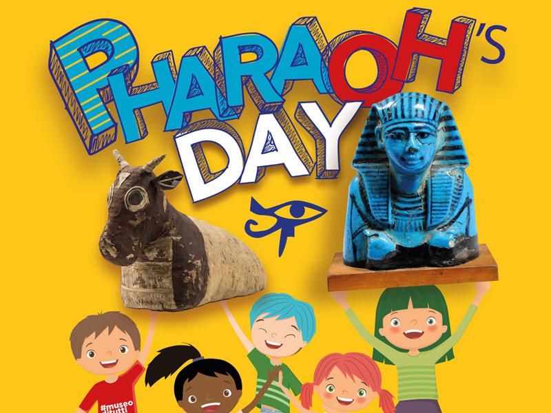 Pharaoh's Day 2018: una giornata per famiglie al Museo Egizio
