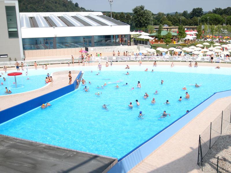 Parco Acquatico Wave - Sesto Calende (VA)