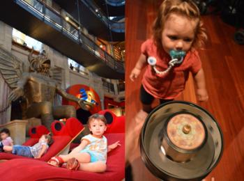 Bebè al museo